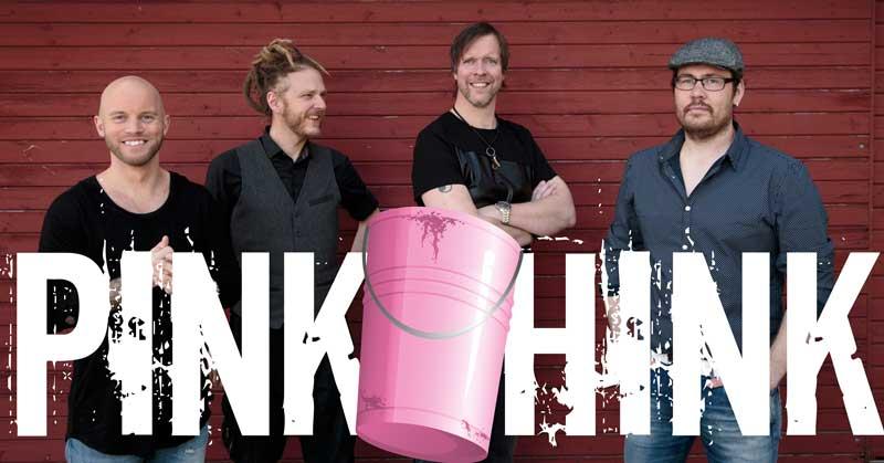 Pink Hink spelar på kryssningen